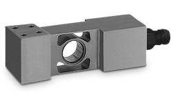 Flintec PC6-200kg-C3 200 kg Stainless Steel Single Point Load Cell, NTEP, OIML
