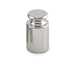 Rice Lake 1 kg Stainless Steel Cylindrical Weight, ASTM Class 2