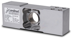 Cardinal Detecto SSPW-20KG 20 kg Stainless Steel IP69K Single Point Load Cell, NTEP