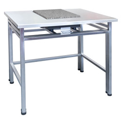 Radwag SAL/H Stainless Steel Clean Room Anti-vibration Table