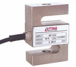 Optima OP-312-0.05 50 lb S-Beam Load Cell