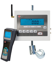 Torbal BA150SR Crane Scale with Remote Display and Controller, 300 lbs x 0.1 lbs