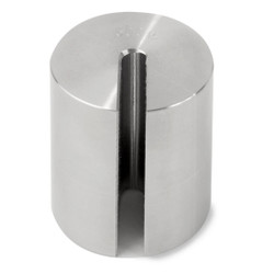Troemner 500 g Stainless Steel Slotted Weight