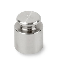 Troemner 100 g Stainless Steel Cylindrical Screw Knob Weight