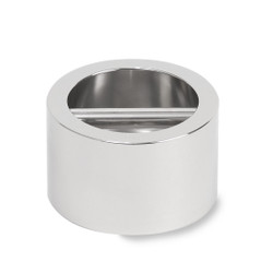 Troemner 5 kg Stainless Steel Cylindrical Weight, NVLAP Accredited Certificate, UltraClass