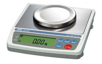 A&D Weighing  EK-200i Everest Compact Balance,  200 g x 0.01 g