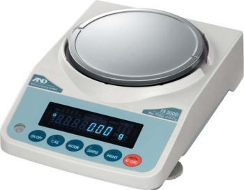 A&D Weighing FX-1200iWP