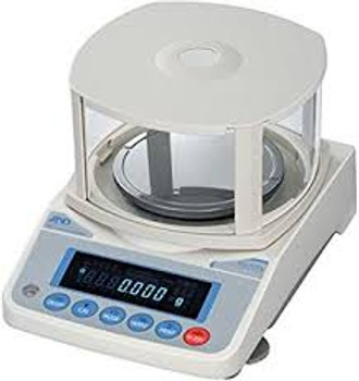 A&D Weighing FZ-300iWP
