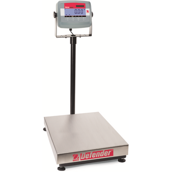 OHAUS D31P150BL Defender 3000 Bench Scale, 330 lb x 0.05 lb, NTEP, Class III