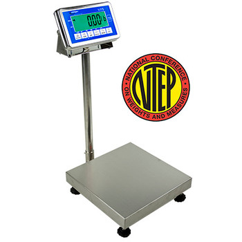TitanH 100-24 bench scale, NTEP, Class III
