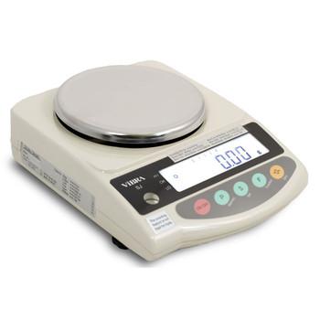 ViBRA SJ-620 Precision Dispensary Balance, 620 g X 0.01 g, NTEP, Class I