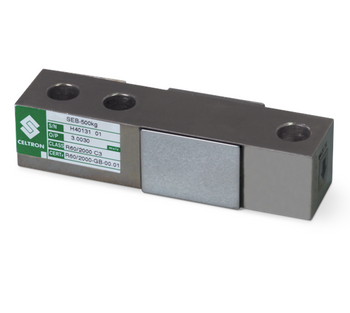 Celtron SEB-500 kg Single Ended Beam Load Cell
