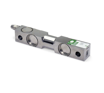 Celtron DSR-25K-HSS 25,000 lb Stainless Steel Double Ended Beam Load Cell