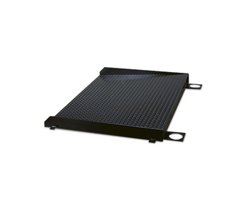 """Rice Lake RoughDeck Access Ramp 4' x 3' x 3.5"""", for 1000 to 10,000 lb Floor Scales"""