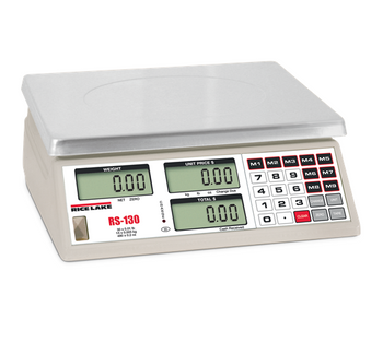 Rice Lake RS-130 Price Computing Scale