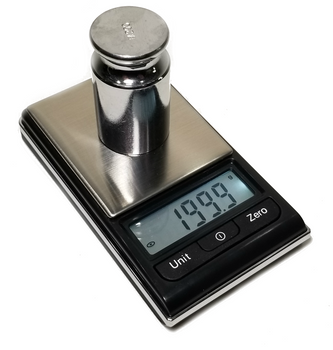 Tree MS 600 Pocket Scale (weight not included)