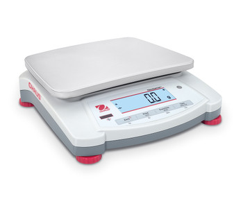 OHAUS NV221  Navigator Portable Balance (Right Side)