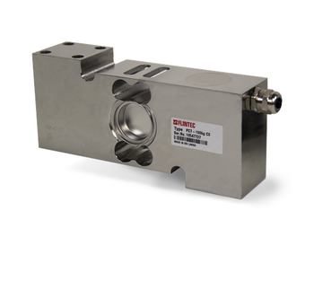 Flintec PC7-250kg-C3 250 kg Stainless Steel Single Point Load Cell, OIML