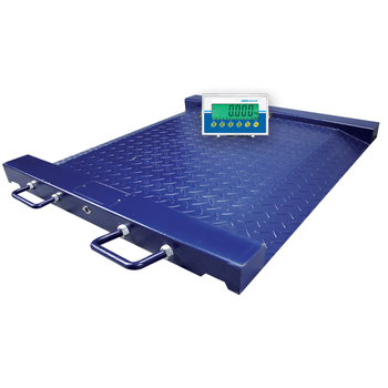 PTM 500 AE403 Drum and Wheel Chair Scale Package