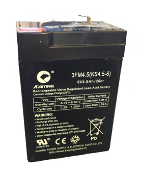 Tree WB-7500 Replacement Lead-Acid Battery
