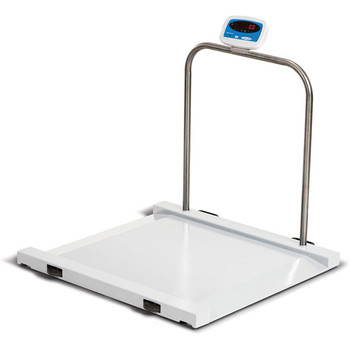 Brecknell MS-1000 Wheelchair Scale