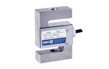 Zemic H3-N10-750-6YB 750 lb S-Beam Load Cell, NTEP
