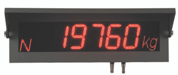 Brecknell RD-65 6-Digit Outdoor Remote Display (816965004638)