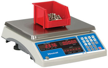 Brecknell B140-30 Counting Scale operating