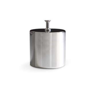 Rice Lake 5 g Stainless Steel Cylindrical Weight, ASTM Class 2