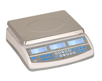 Brecknell PC-30lb Price Computing Scale (Front Right)