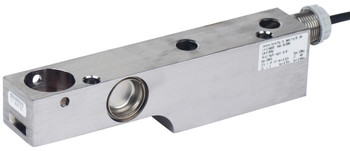 Cardinal Detecto SB-10000S 10,000 lb Stainless Steel Single Ended Beam Load Cell, NTEP