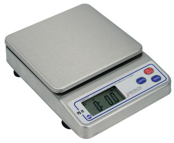 Cardinal Detecto PS11 Food Portioning Scale, 11 lb x 0.1 oz