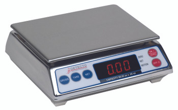 Cardinal Detecto AP-20 All Purpose Bench Scale, 20 lb x 0.01 lb