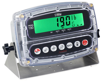 Cardinal Detecto 190 Storm Digital Weight Indicator, NTEP