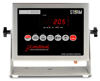 Cardinal Detecto 205 Digital Programmable Indicator