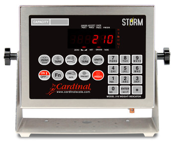 Cardinal Detecto 210 Digital Programmable Indicator