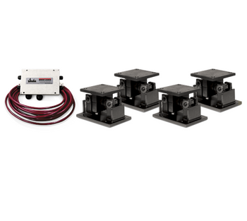 Rice Lake RL1600 Weigh Modules (4) 2500 lb Module Kit (only 3 modules included)