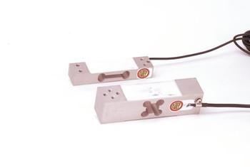 Coti Global Sensors CG-22 3 kg Single Point Load Cell (Non NTEP) This cell is not NTEP certified. Image is representative of 10 kg and above cells.