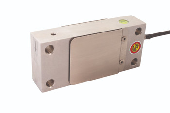 Coti Global Sensors CG-FLS 125 lb Stainless Steel Single Point Load Cell Note: This cell is not NTEP approved. Image is representative of 250 kg cells and below.