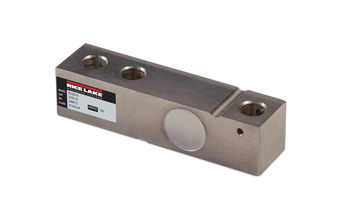 Rice Lake Weighing Systems RL32018 15,000 lb Alloy Steel Single Ended Beam Load Cell (Non NTEP)