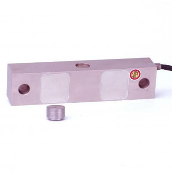 Coti Global Sensors CG-STR1 50K Alloy Steel Double Ended Beam Load Cell, NTEP