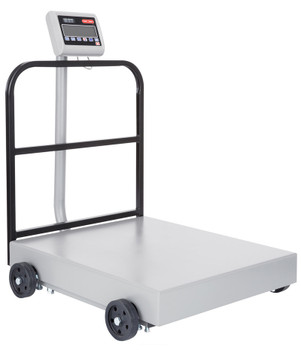Tor Rey EQM 400/800 Receiving Scale, 800 lb x 0.2 lb, NTEP