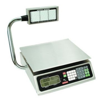Tor Rey PC-40LT Price Computing Scale, 40 lb x 0.01 lb, NTEP, Class III