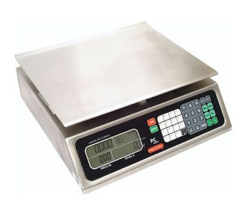Tor Rey PC-80L Price Computing Scale, 80 lb x 0.02 lb, NTEP, Class III