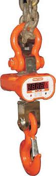 Tor Rey CRS-10000/20000 Crane Scale, 20,000 lb x 10 lb