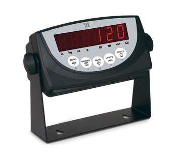 Rice Lake 120 LED Digital Weight Indicator Right Side
