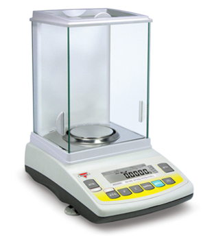 Torbal AGZN220 Internal Calibration Analytical Balance, 220 g x 0.0001 g