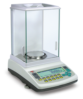 Torbal AGN200 Internal Calibration Analytical Balance, 200 g x 0.0001 g