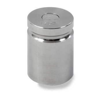 Troemner 12 oz Stainless Steel Cylindrical Weight, NIST Class F