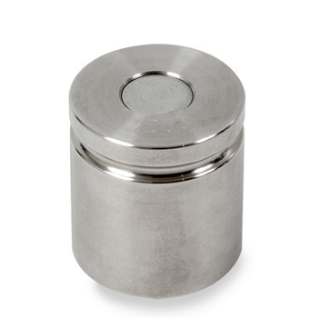 Troemner 200 g Stainless Steel Cylindrical Weight, NVLAP Accredited Certificate, NIST Class F